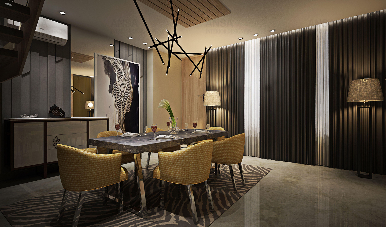 Dining Area By Best Interior Designer In Delhi Ncr Dining Area
