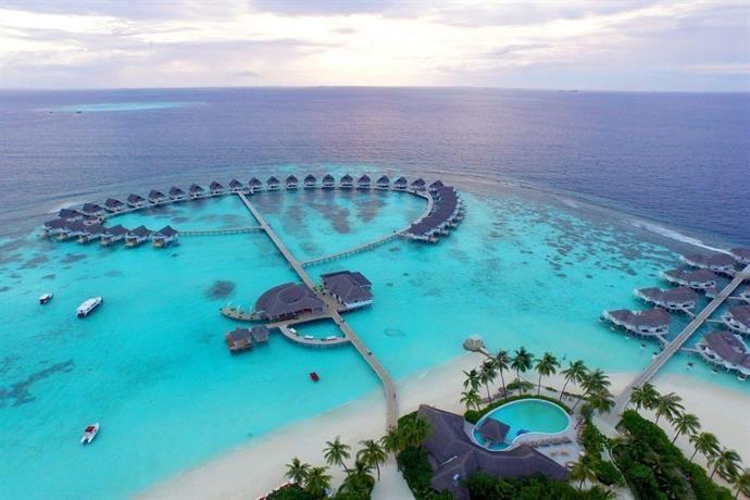 Centara Grand Island Resort Spa Machchafushi Find The Best Deal At Hotelscombined Com Compare All The Top Tra Island Resort Island Getaway Maldives Hotel