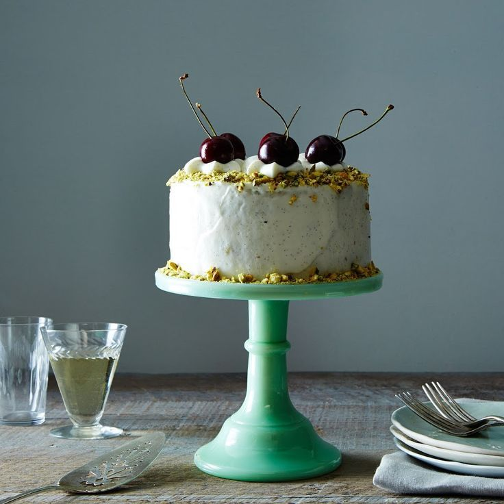 20 Gorgeous Cake Stands to Buy or DIY : jadeite cake plate - pezcame.com