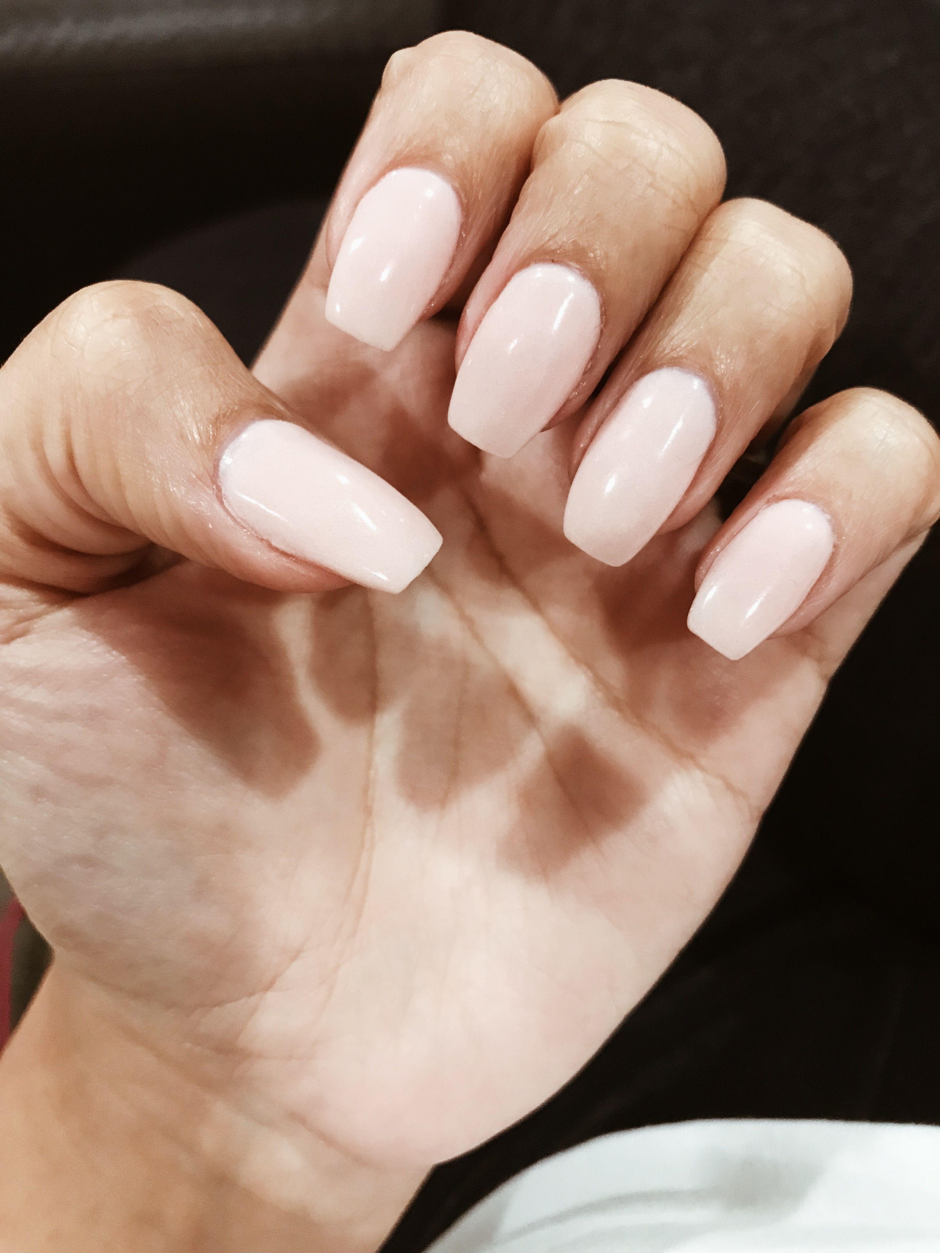 Ohio nexgen dip nails coffin nails | Paws & Claws | Pinterest ...