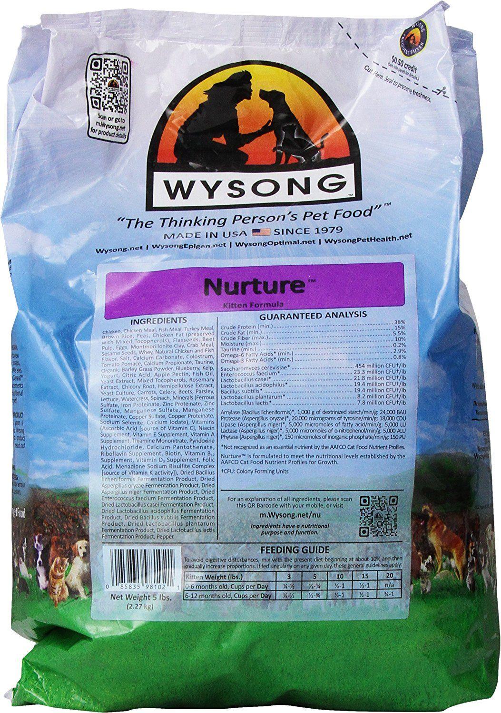 Wysong Nurture Feline Diet Stop Everything And Read More Details Here Best Cat Food Kitten Food Diet Cat Food Best Cat Food