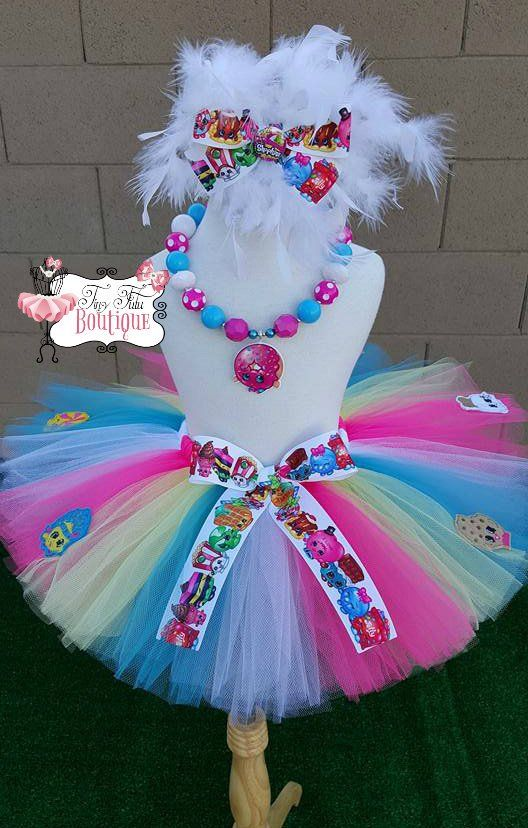 Shopkins Characters Tutu | Shopkins, Tutu and Halloween costumes