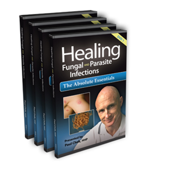 Chek Institute Dvd Program For Fungal And Parasite Infections Parasite Healing Mind Body Soul