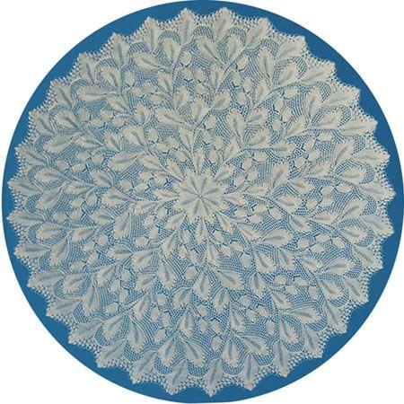 Eichenlaub   Schals tücher, Decken und Muster
