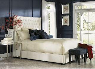 Jonathan Louis Furniture For Blue Bedroom Decor