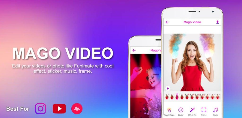 Magic Video Star Video Editor Effects Magovideo V3 1 4 Ad Free