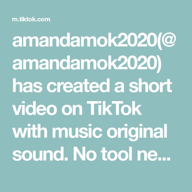 Amandamok2020 Amandamok2020 Has Created A Short Video On Tiktok With Music Original Sound No Tool Needed U Wi How To Make Hair Braid Tutorial Hair Tutorial