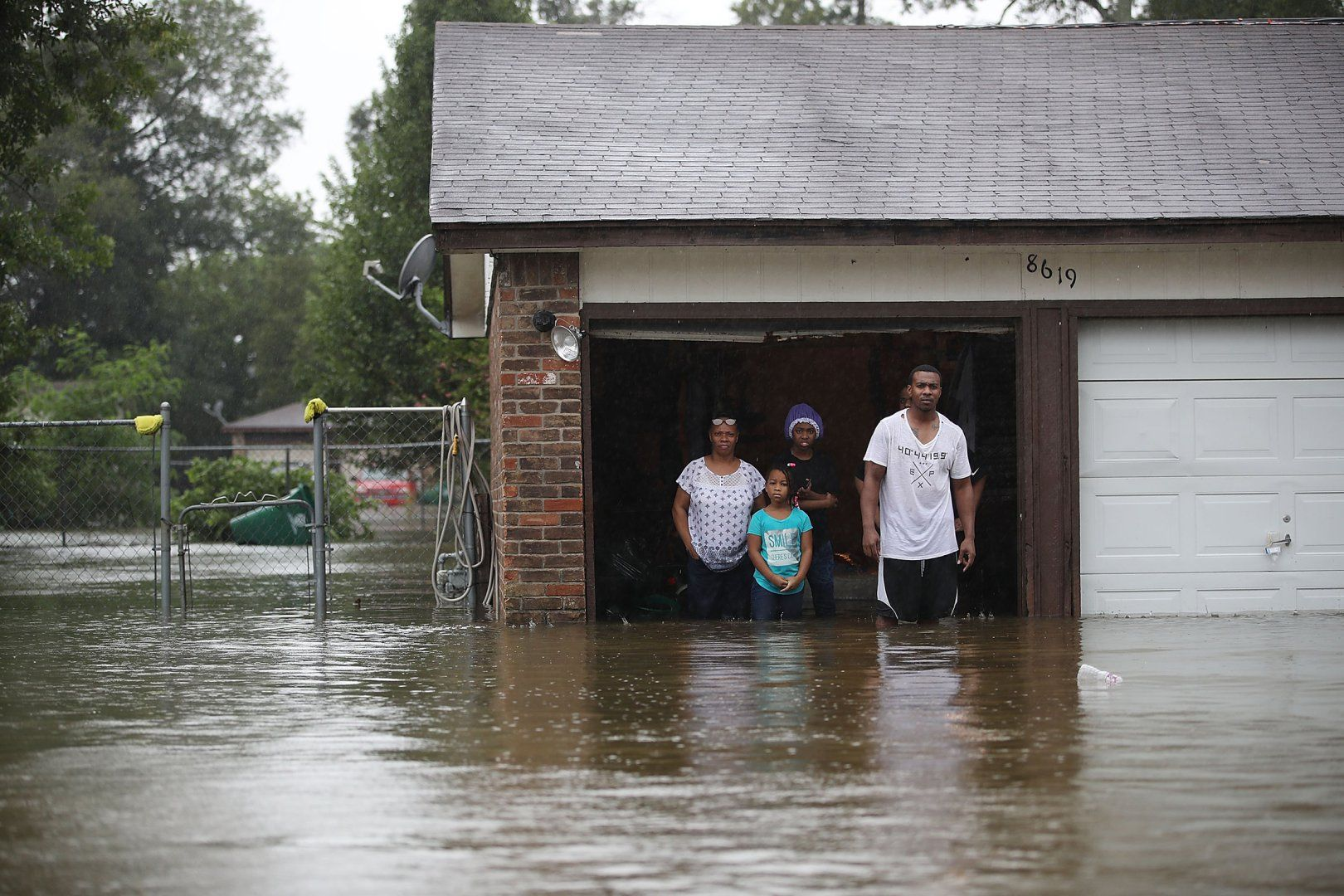 A Look At The Devastating Destruction Caused By Hurricane Harvey Flood The Weather Channel Flood Risk