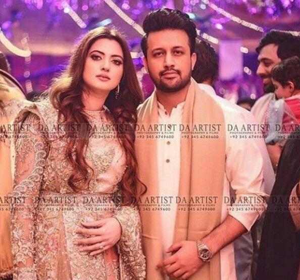 Atif aslam wedding pictures barat academy