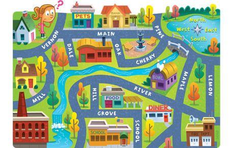 Resultado de imagen para street maps for kids games