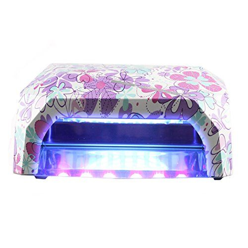 Gellen Pro 36w Nail Dryer Led Lamp Light For Uv Led Gel Polish Continue To The Product At The Image Link Note It Is Affiliat Led Nail Lamp Nail Dryer Uv Led