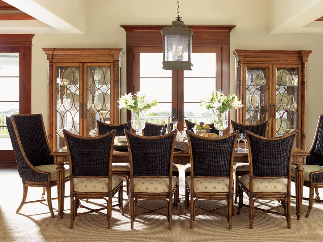 Island Estate Mangrove Side Chair  Lexington Home Brands Simple Fine Dining Room Furniture Brands Decorating Inspiration