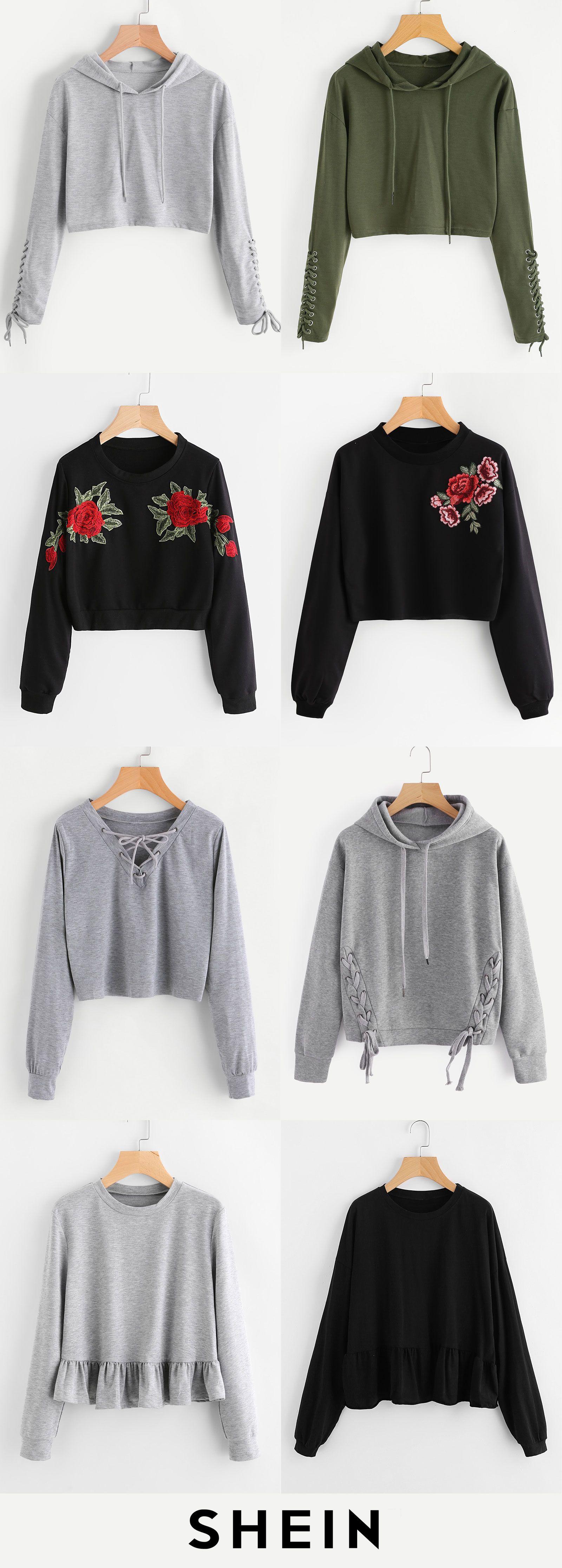 Sweatshirt adoration