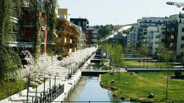 Hammarby Sjostad Sustainable City Ecologies Msc