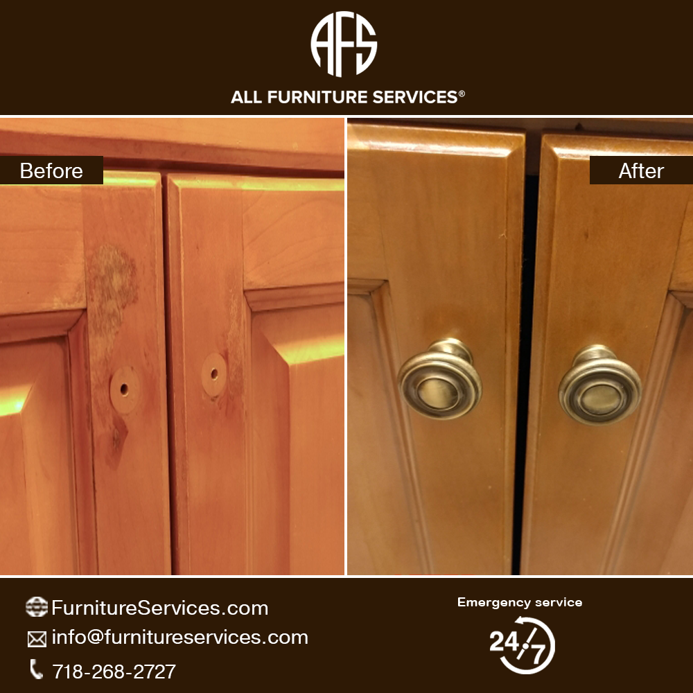 Kitchen Cabinet Door Repair Maintenance Finish Peeling Touch Up Improvement Kitchen Cabinets Door Repair Kitchen Cabinet Doors