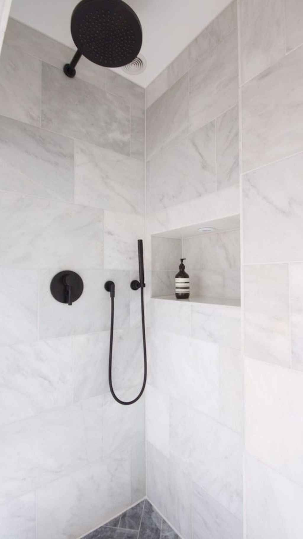 Photo of 55 Cool Bathroom Shower Remodel Ideas – DoMakeover.com
