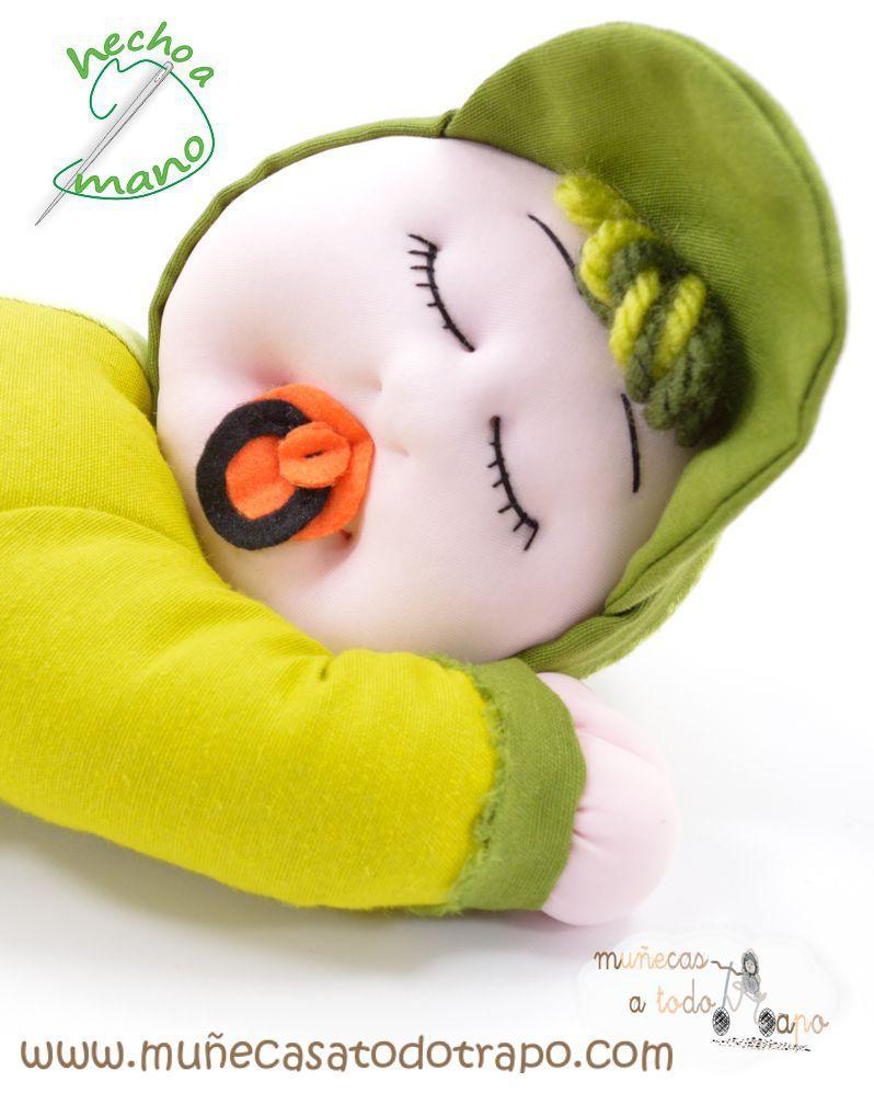 a2f26480b6d3 Siestín Muñeco para bebés diseñado por Educadores. Muñeco de dormir o  apego, para ayudar