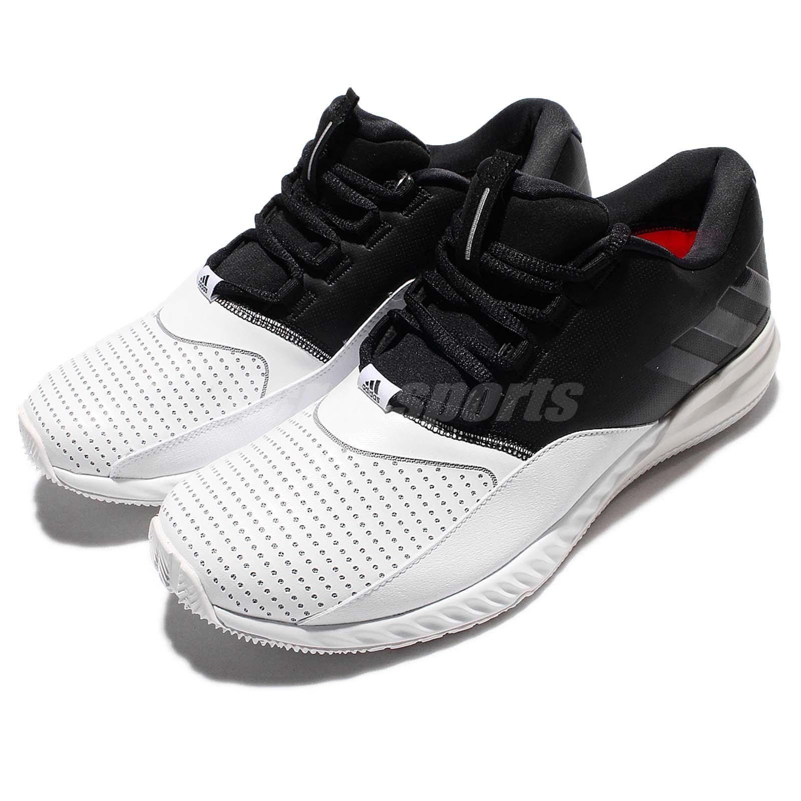 4009a2fd5ba51 adidas CrazyMove One Trainer Bounce M Black White Mens Training Shoes AQ3919