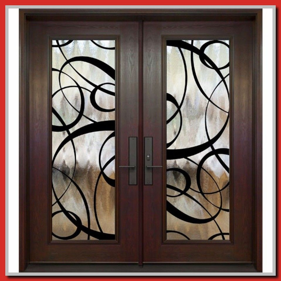 111 Reference Of Iron Door Front In 2020 Double Front Doors Entry Doors With Glass Iron Doors