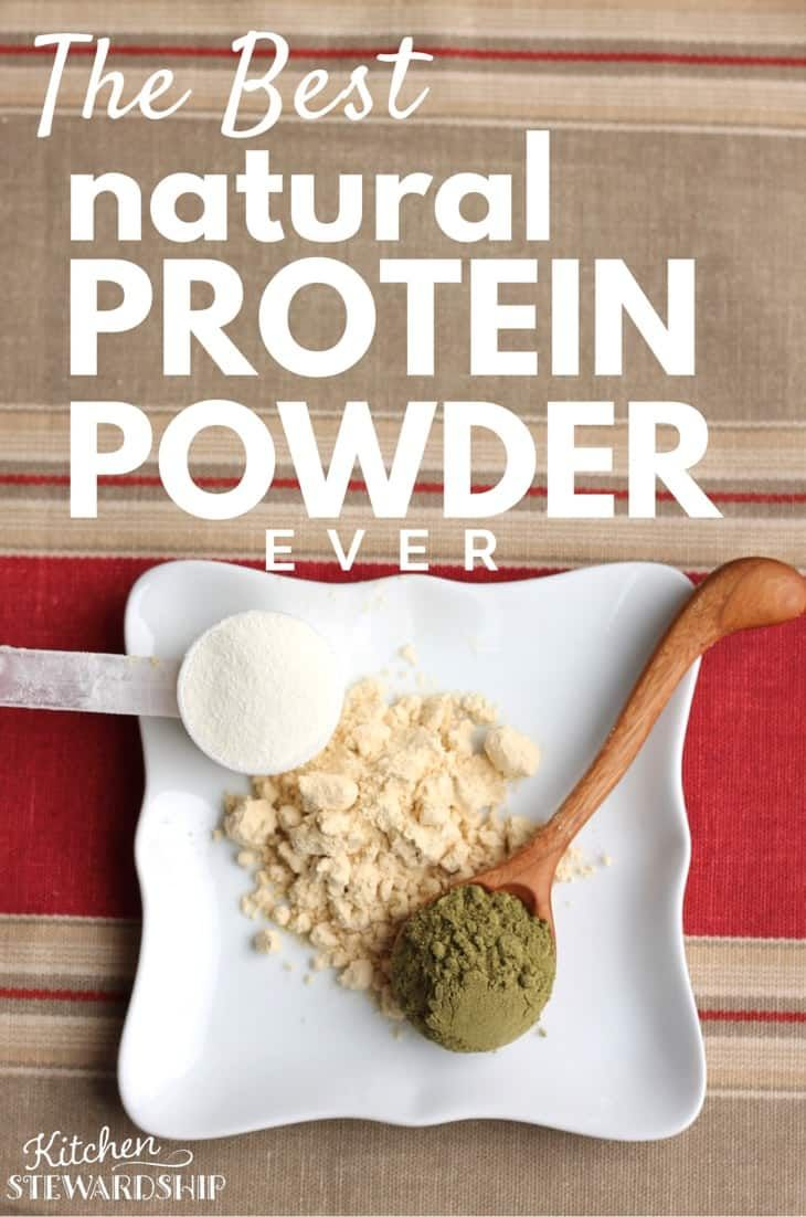 Best natural clean protein powder review spoiler its