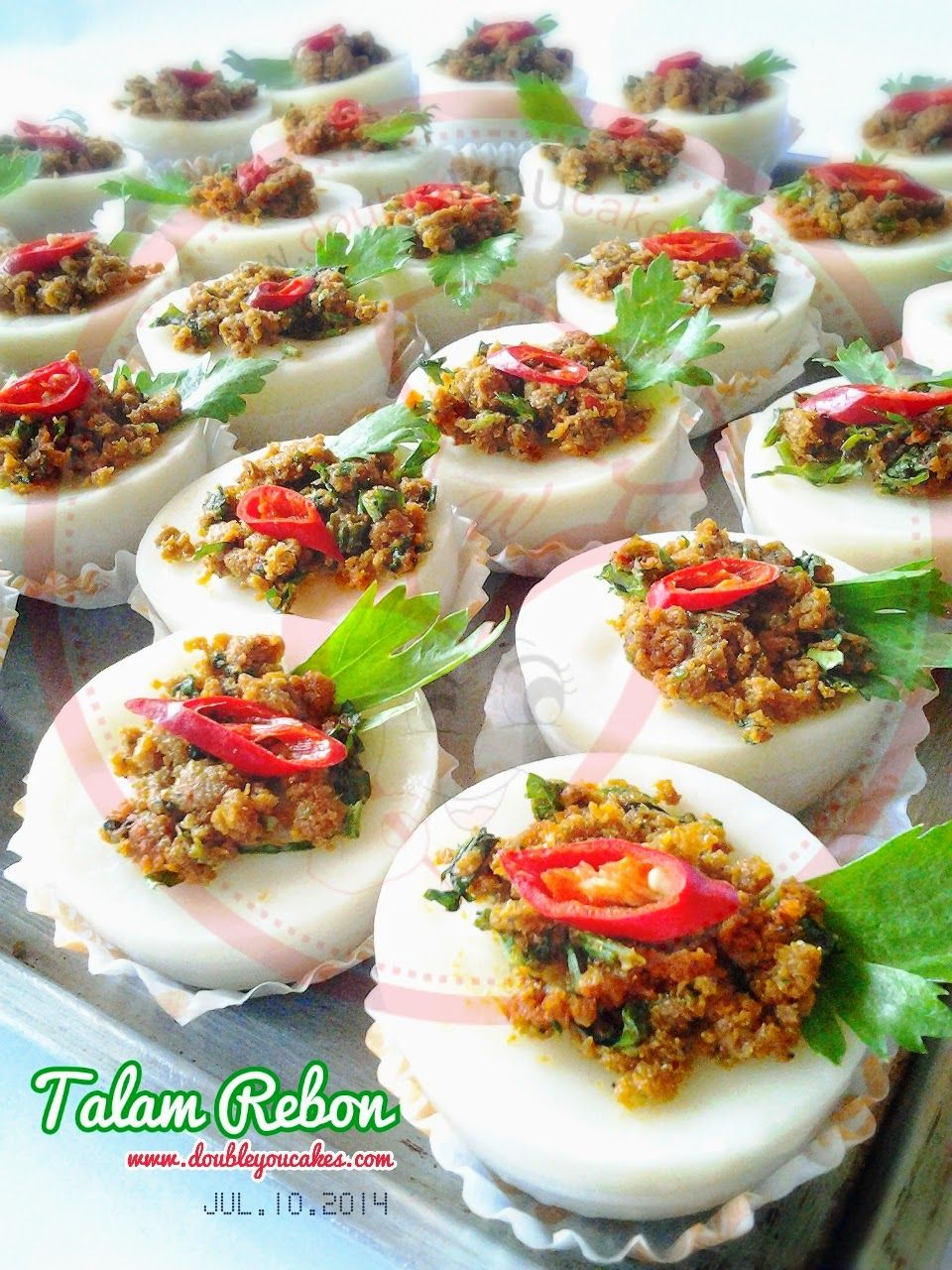 Dapur Nyonya Talam Rebon Makanan Dan Minuman Masakan Resep Masakan Indonesia