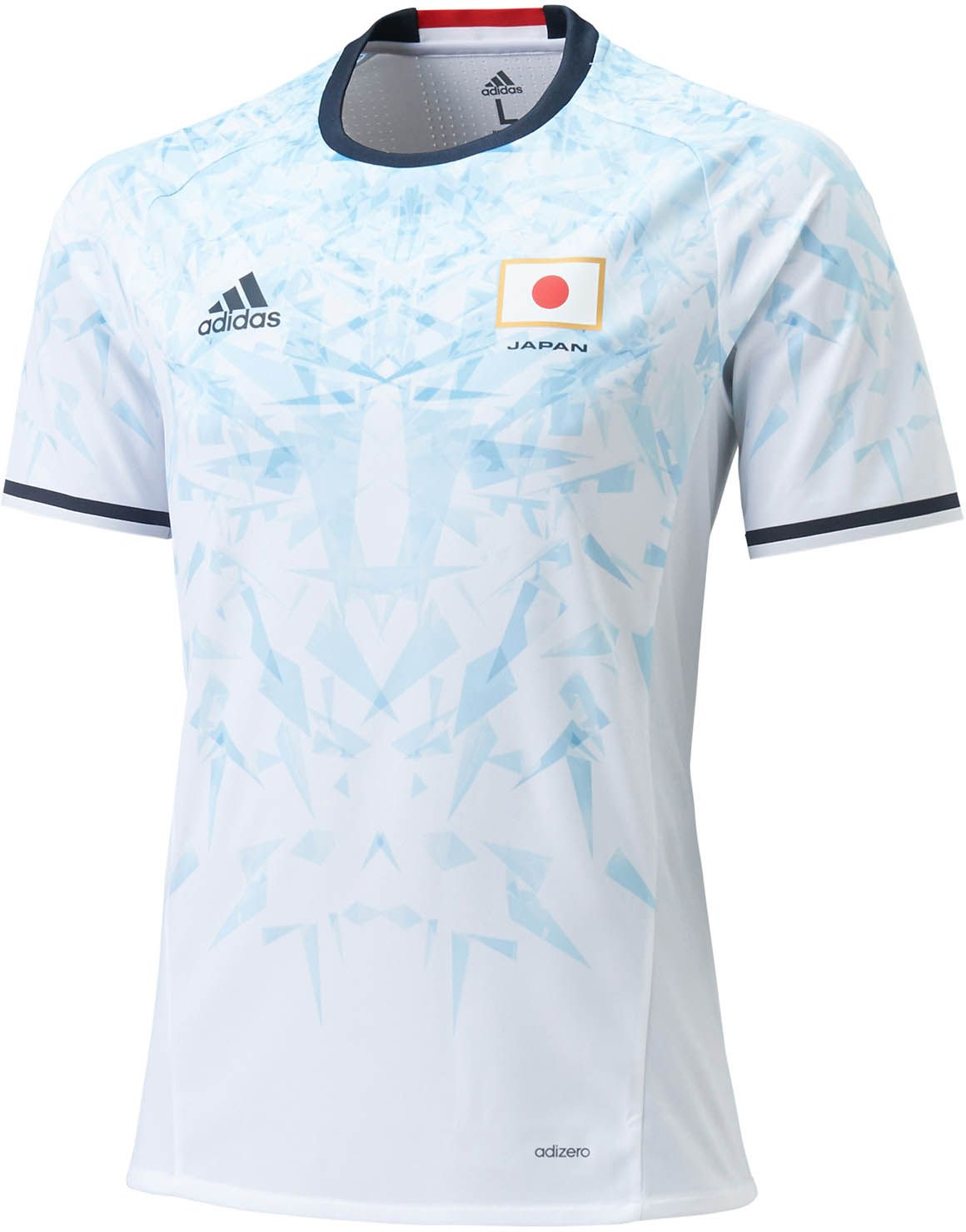26716116e068a Japan 2016 Olympics Home and Away Kits Released - Footy Headlines ...