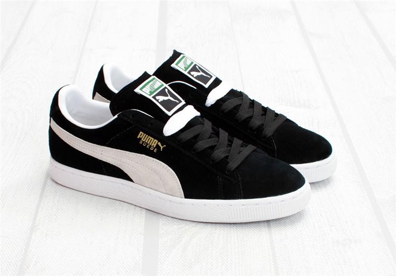 92a2cbd0 Puma Suede Black | shoes | Puma suede, Sneakers, Sock shoes