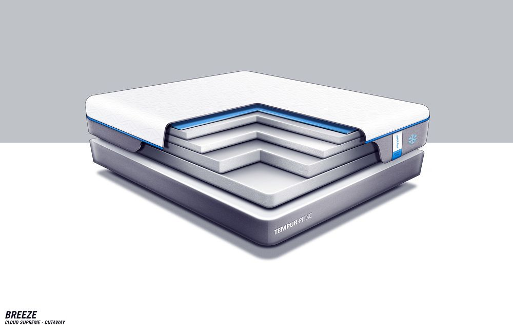 mattress vector. mattress illustrations - technical illustrator illustration, vector instructional