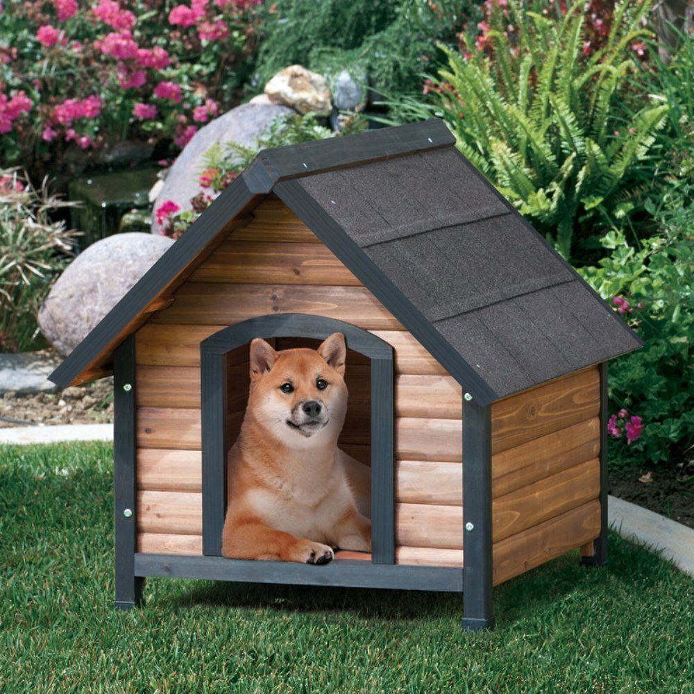 Precision Pet Extreme Outback Country Lodge Dog House New And