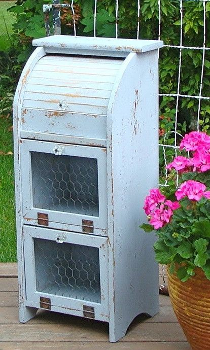Vintage Vegetable Bin - Sold | Projects to Try | Pinterest ...