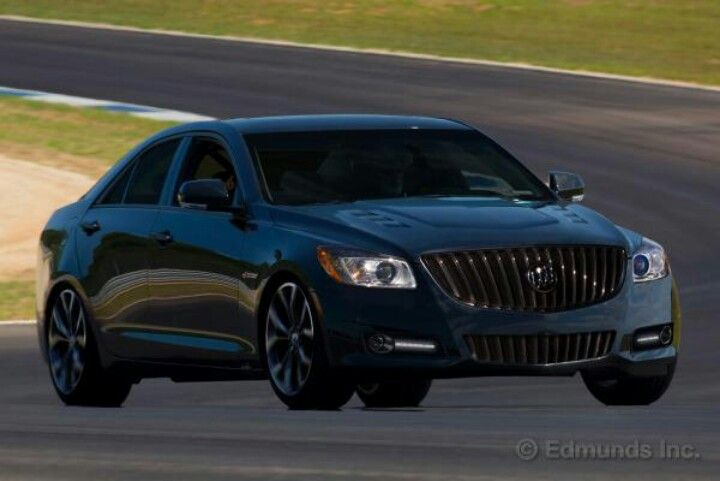 2015 Buick Grand National >> This Is The New Twin Turbo Buick Regal Grand National I