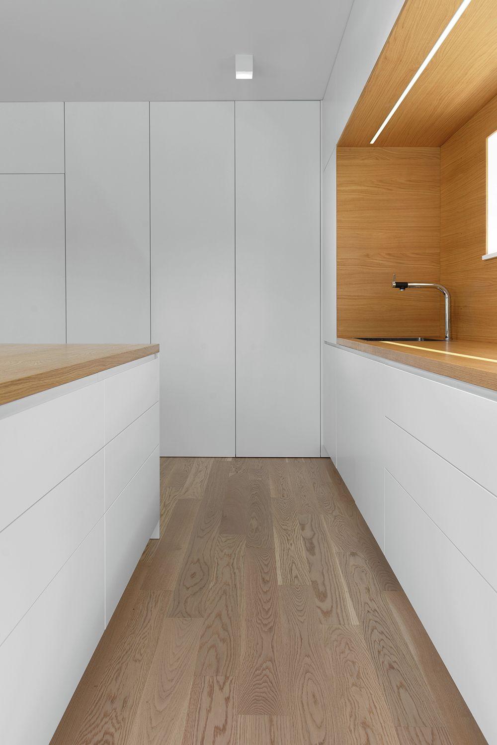 Gallery of Folding Wall Apartment / Arhitektura d.o.o.  – 7