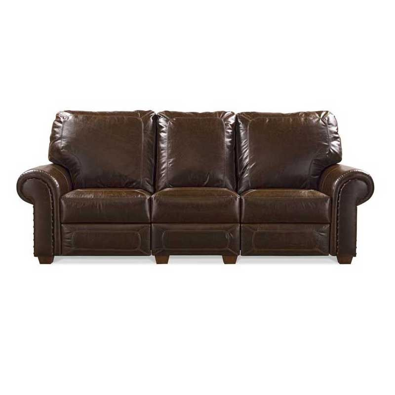 Elite Leather Billings Power Reclining Sofa ET