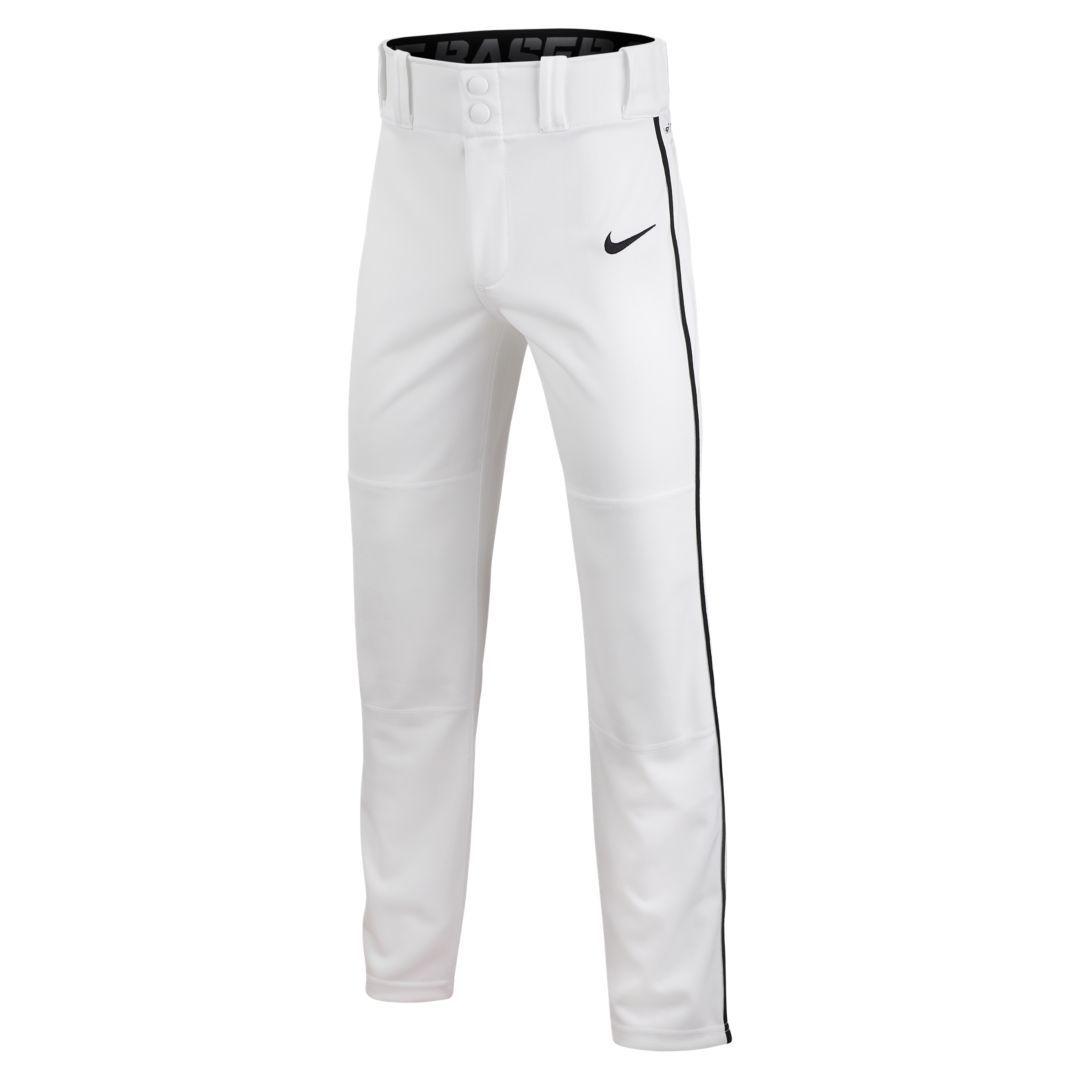 9c2e627af Nike Swoosh Big Kids' (Boys') Baseball Pants Size XL (Team White ...