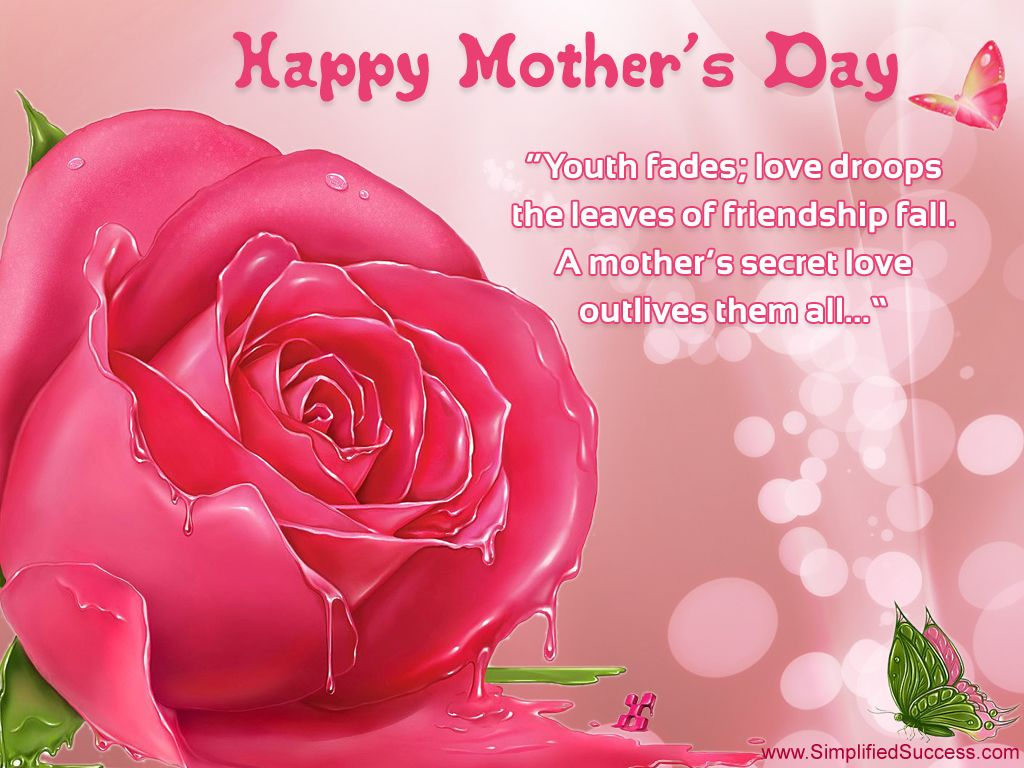Mothers Day Powerpoint Background Mothers Day Quotes