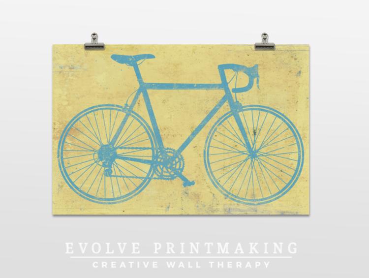 Stunning Metal Bicycle Wall Decor Photos - Wall Art Design ...
