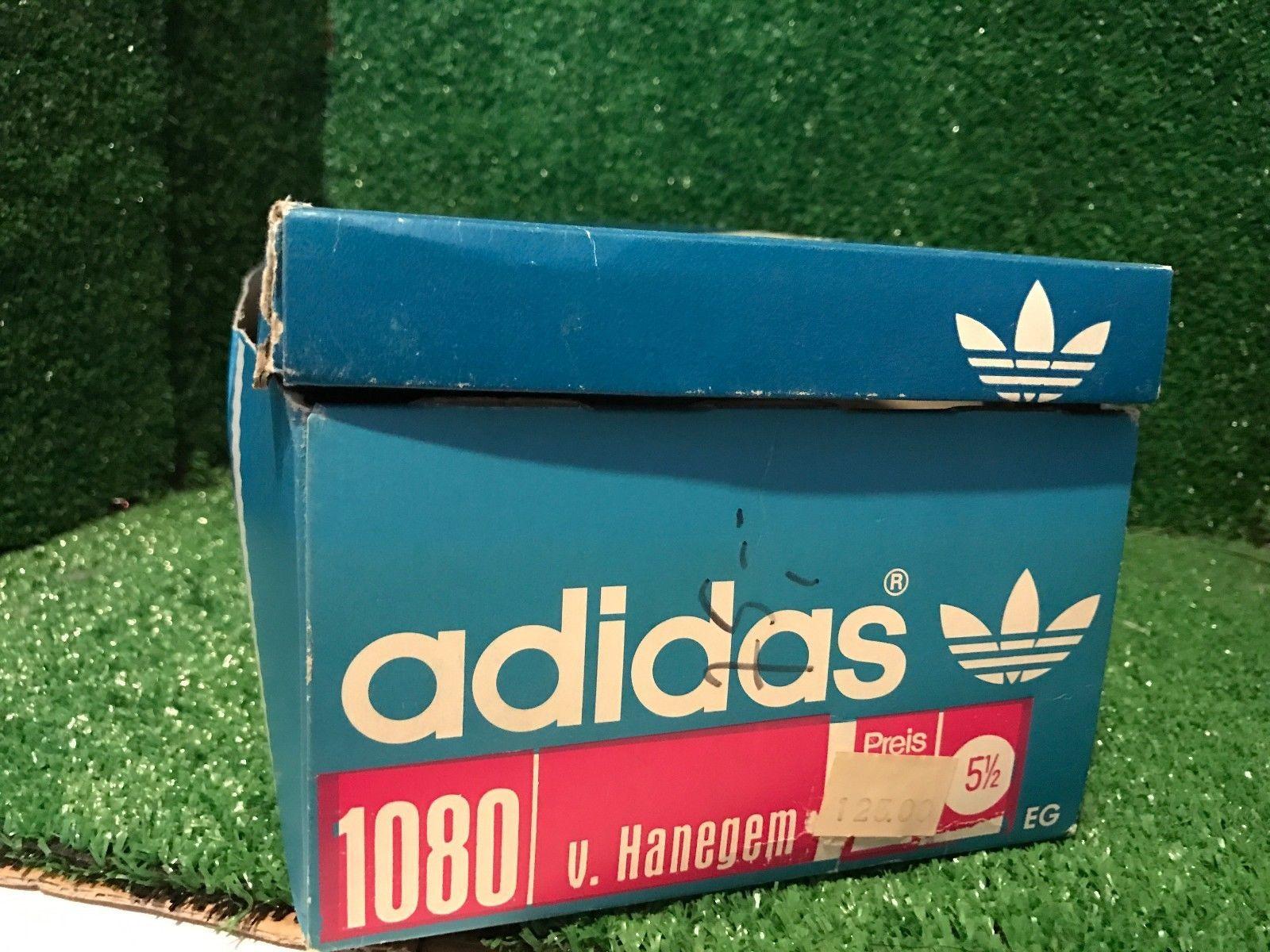 bn adidas vintage van hanegem scarpe da calcio di scarpe