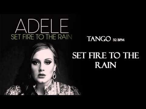 Tango Set Fire To The Rain Tango Adele Albums Smooth Dance