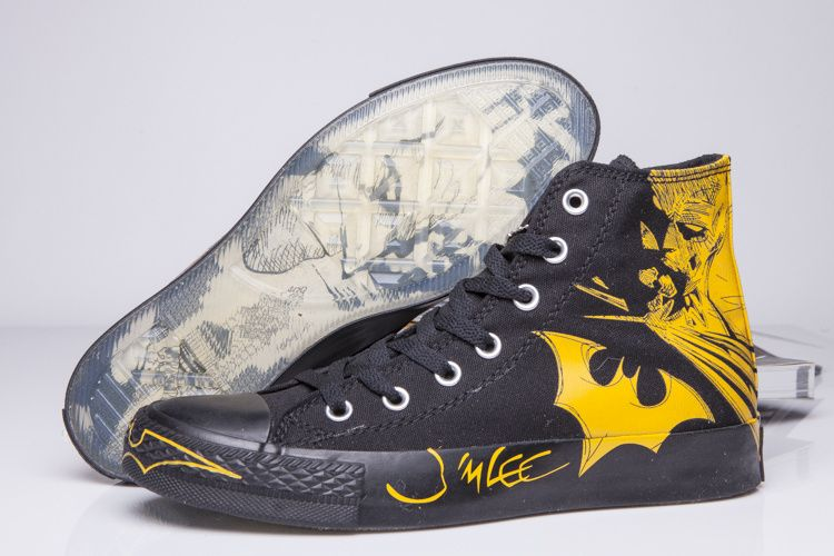 batman converse mens