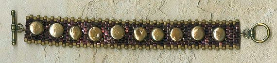 Bronze Age  A Beading Pattern by StonyCreekBead on Etsy, $8.00