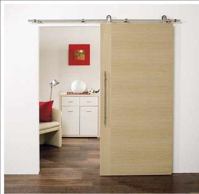 bedroom sliding interior doors Sliding Doors Pinterest