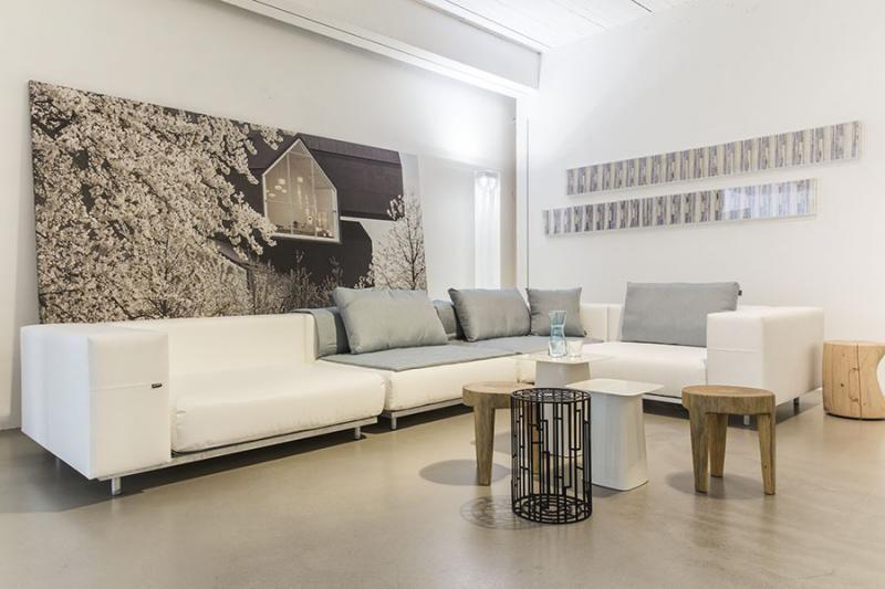 Walrus outdoor sofa by extremis master meubel design meubelen