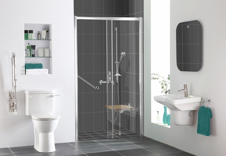 แบบห องน ำ ผ ส งอาย คนชรา บ านไอเด ย แบบบ าน ตกแต งบ าน เว บไซต เพ อบ านค ณ Hotel Bathroom Design Accessible Bathroom Design Bathroom Design
