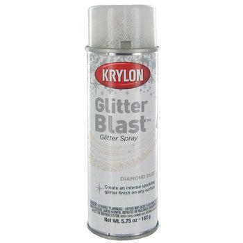 Diamond Dust Krylon Glitter Blast Spray Paint Hobby Lobby 631846 Glitter Blast Spray Paint Glitter Spray Krylon Glitter Blast