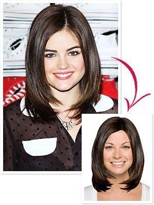 Photo of Probieren Sie Lucy Hales Haarschnitt an! #Weihnachten #Danke