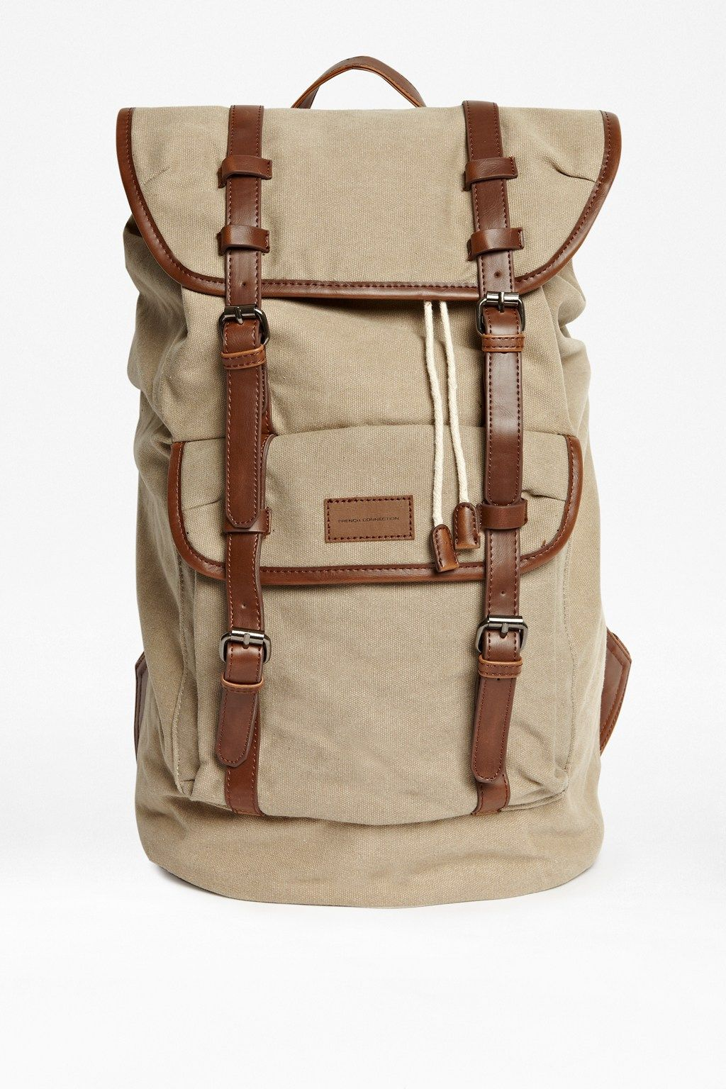 Leave No Trace Large Rucksack - Mens Accessories - French Connection