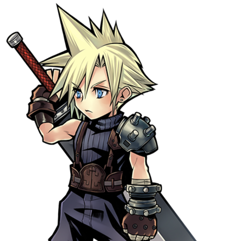 Cloud Strife Gallery Final Fantasy Xv Cloud Strife Final Fantasy