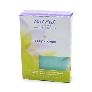 Buy Buf Puf Double Sided Body Sponge Online At Drugstore Com Body Sponge Body Exfoliator Bath Brushes
