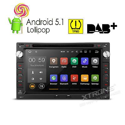 ﹩249 99 Android 5 1 Car Dvd Player Radio Gps For Vw Jetta