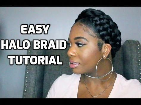 Combine a cool Dutch braid and bubble ponytail to create this edgy Peek-a-Boo Fr #bubble Braids tutorial #bubble Braids tutorial